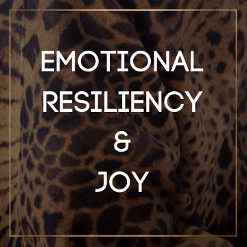 Emotional Resiliency